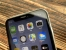 iPhone XRのディスプレイ上側